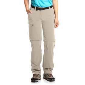 Maier Sports Nata Pants Women feather gray